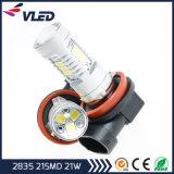 2835 lampadine automatiche della nebbia del proiettore LED di H4 H8 H11