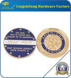 Pièce de monnaie américaine Repalica de revers de modèle de logo