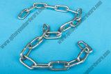 China fabricante Rigging ordinario ligero cadena de enlace cadena de acero de enlace