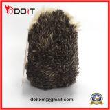 견면 벨벳 장난감에 의하여 채워지는 Hedgehog 견면 벨벳 Hedgehog 박제 동물