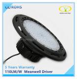Cer RoHS aufgeführtes industrielles Licht 100W mit Meanwell Fahrer
