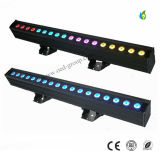 36W IP65 Aluminum RGB Color Transforming Outdoor LED Wall Washer con DMX Control/LED Wall Washer Light