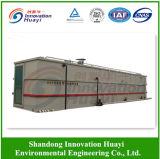 Inländisches Abwasser bereiten System auf (MBR)