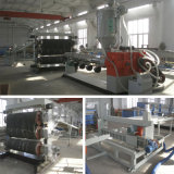 Doppelte Schicht-Blatt-Plastikstrangpresßling des Cer-pp., der Maschine (SJ-90/33, herstellt)