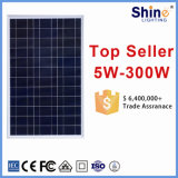Price poco costoso 50W High Efficiency Polycrystalline Solar Panel