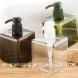 Gesichtsschaumgummi-Flaschen-kosmetische verpackende Plastikflasche der reinigungs-250ml