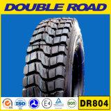Pneu radial da câmara de ar do pneu 1100r20 TBR do caminhão de Whosale do pneu do caminhão da estrada dobro (1200-20 1100-20 1000-20)