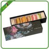 Macaronボックス卸売/ブラウニー包装ボックス/菓子ボックスデザイン