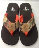 Мягкие и высокие сандалии тапочки ЕВА резильянса (22sy1701)