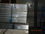 Placa de aluminio rodada 6061, 6082 T6 T651 para la placa del molde de los útiles con precio de fábrica