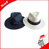 Chapéu colorido de papel de Sun do chapéu de palha