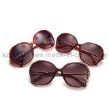 O costume da alta qualidade impede óculos de sol contínuos UV das mulheres