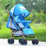 Baby-Spaziergänger mit faltbarem und abnehmbarem Kabinendach
