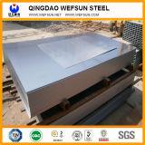 Chapa de aço laminada suave para a construção