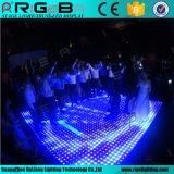 단계 결혼식 빛을%s 기준가 60*60cm LED 디지털 댄스 플로워
