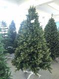 照明(使用できるさまざまなサイズ)のPre-Decoのクリスマスツリー