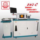 Máquina de dobra da letra de canaleta do preço de fábrica para o aço inoxidável de alumínio