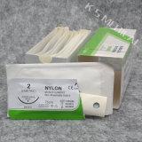 外科ナイロン(非吸収性の)外科手術用の器具の医学の縫合線