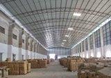 Costruzione della struttura d'acciaio di Lighg di fabbricazione di disegno per il magazzino