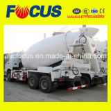 8m3 HOWO 6X4 Concrete Transit Mixer