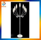 Elegante stehende Lampen-handgemachtes Fußboden-Licht für Haus und Hotel