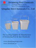 Cloruro de calcio de la dureza del agua del precio de fábrica de la alta calidad