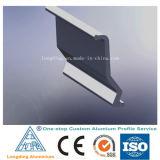 Profil en aluminium d'extrusion de bâti de panneau solaire