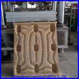 Máquina que moldea acuciante hidráulica de la paleta de madera del mejor precio