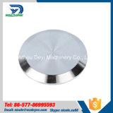Plaque d'extrémité sanitaire d'embout d'acier inoxydable