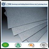 Placa isolada calor do cimento da fibra