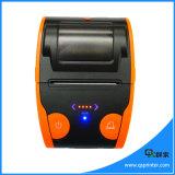 2 de Draagbare Draadloze Handbediende Printer Bluetooth van de duim Androïde met USB