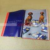 Impression photographique de livre de table basse de livre