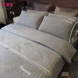 100%の麻布Hometextileの寝具セット