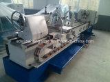 중국 고품질 저가 경제 CNC 선반 공작 기계 (CW6163B)
