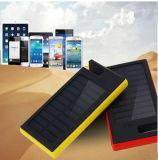La Banca portatile solare impermeabile di potere del silicone solare del caricatore di alta efficienza