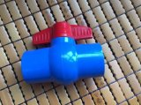 Water Supply를 위한 Size 다른 High Quality PVC Ball Valve (소켓 & 스레드)