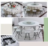 Events, Wedding, Banquet, Party, Barbecue, Camping, Picnic, Catering를 위한 중국 Wholesale 5ft 60inch Round Plastic Folding Dining Table