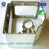Aluminium Druckguss-Puder-Beschichtung-Teil