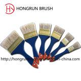 Cepillo de pintura de madera de la cerda de la maneta (HYW030)