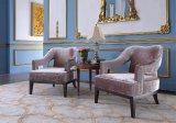 Presidenza calda del sofà del tessuto di vendita