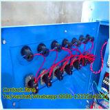 Machine de lavage et de séchage horizontale en verre isolant