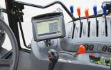 바퀴 트랙터 Wz1454 140-230HP 유압 산출