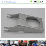 Personnaliser la fabrication de tôle de pièces d'aluminium de qualité