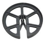 Entretoises en plastique concrètes de roue de Rebar