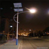 중국 Supplier 6m 폴란드 24W Solar Outdoor Lighting