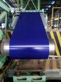 (0.14mm-0.8mm) PPGIは鋼鉄コイルのカラーによって塗られた鋼鉄コイルに電流を通した