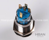 Hban CER RoHS (19mm) 2position mit Arrow Indicator Metal Select Switch