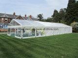 tente extérieure d'événement de chapiteau de 15X35m de tente blanche bon marché de mariage