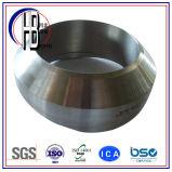 Instalación de tuberías de la autógena de tope del acero inoxidable del enchufe de la ramificación