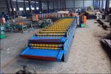 Camada dobro de China que dá forma à máquina para a telhadura do metal
